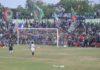 Salah satu Cabor sepak bola tim Persatu. (Atmo)