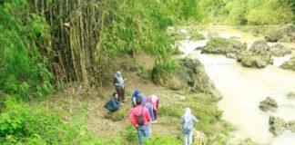 Lokasi wisata Banyulangse di Semanding. (Atmo)