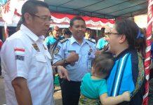 Wihadi Wiyanto ketika berdialog bersama narapidana Lapas Tuban pada Selasa, (9/5).