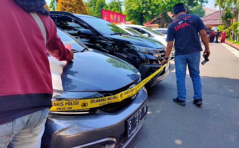 Polisi Bongkar Bisnis Penipuan Berkedok Beli Mobil Murah Halo